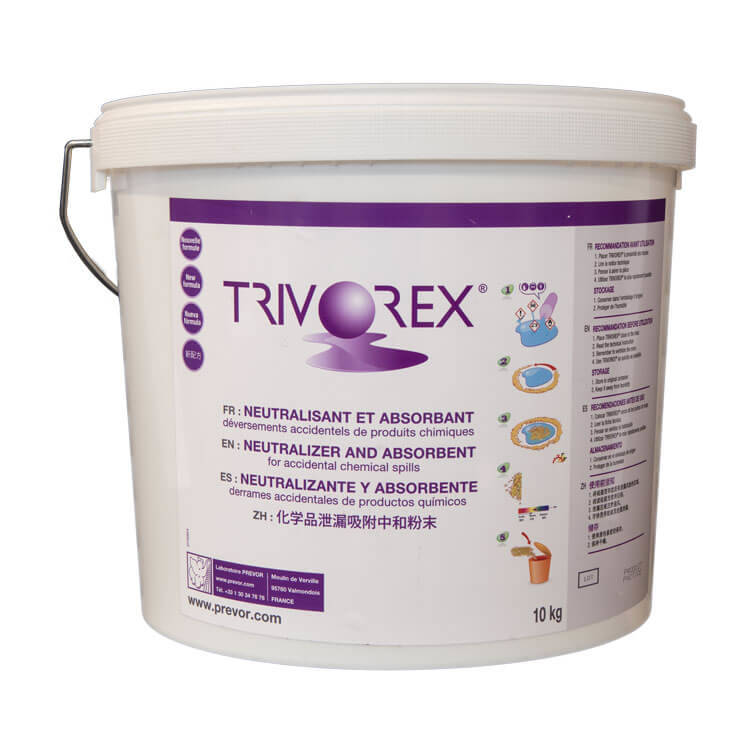 TXS10 Trivorex® Container - 10kg from Diphex